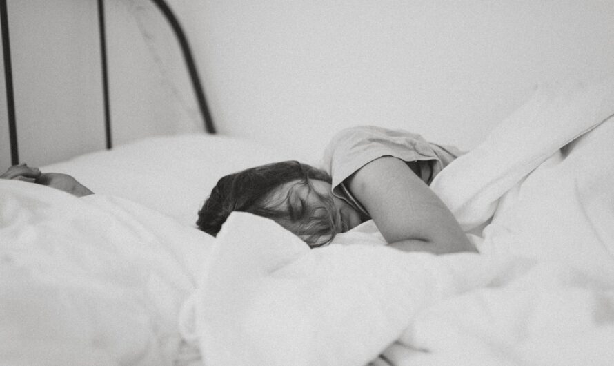 How to get rid of sleeping problems?